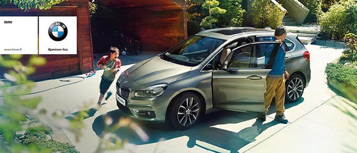 BMW - Alkuperäistä ajamisen iloa kesään! | Laakkonen