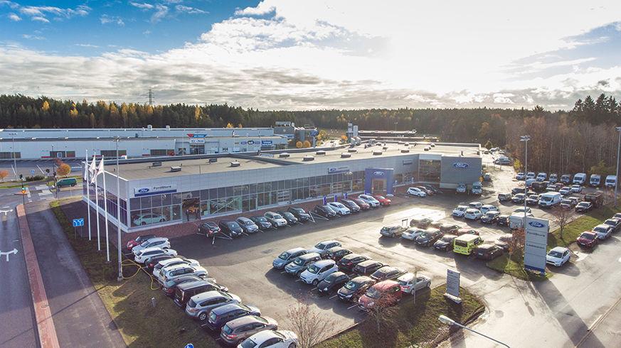 FordStore Laakkonen Turku
