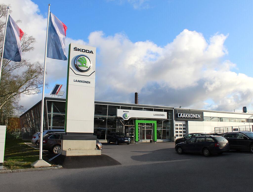 Škoda Laakkonen Tampere