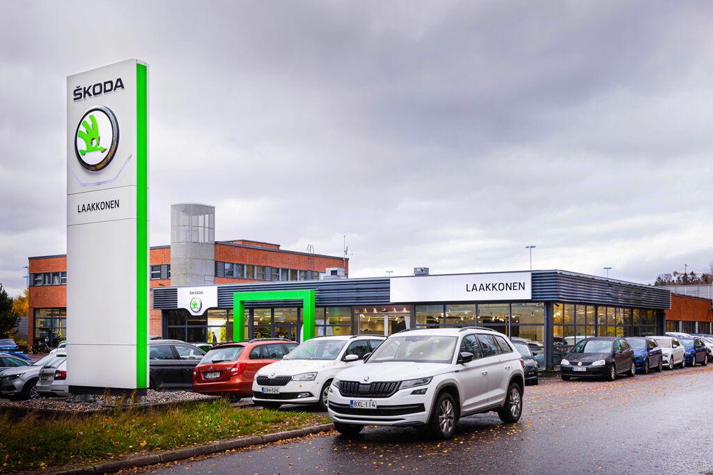 Škoda Laakkonen Espoo