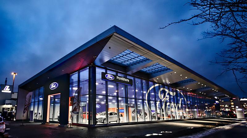 FordStore Laakkonen Helsinki