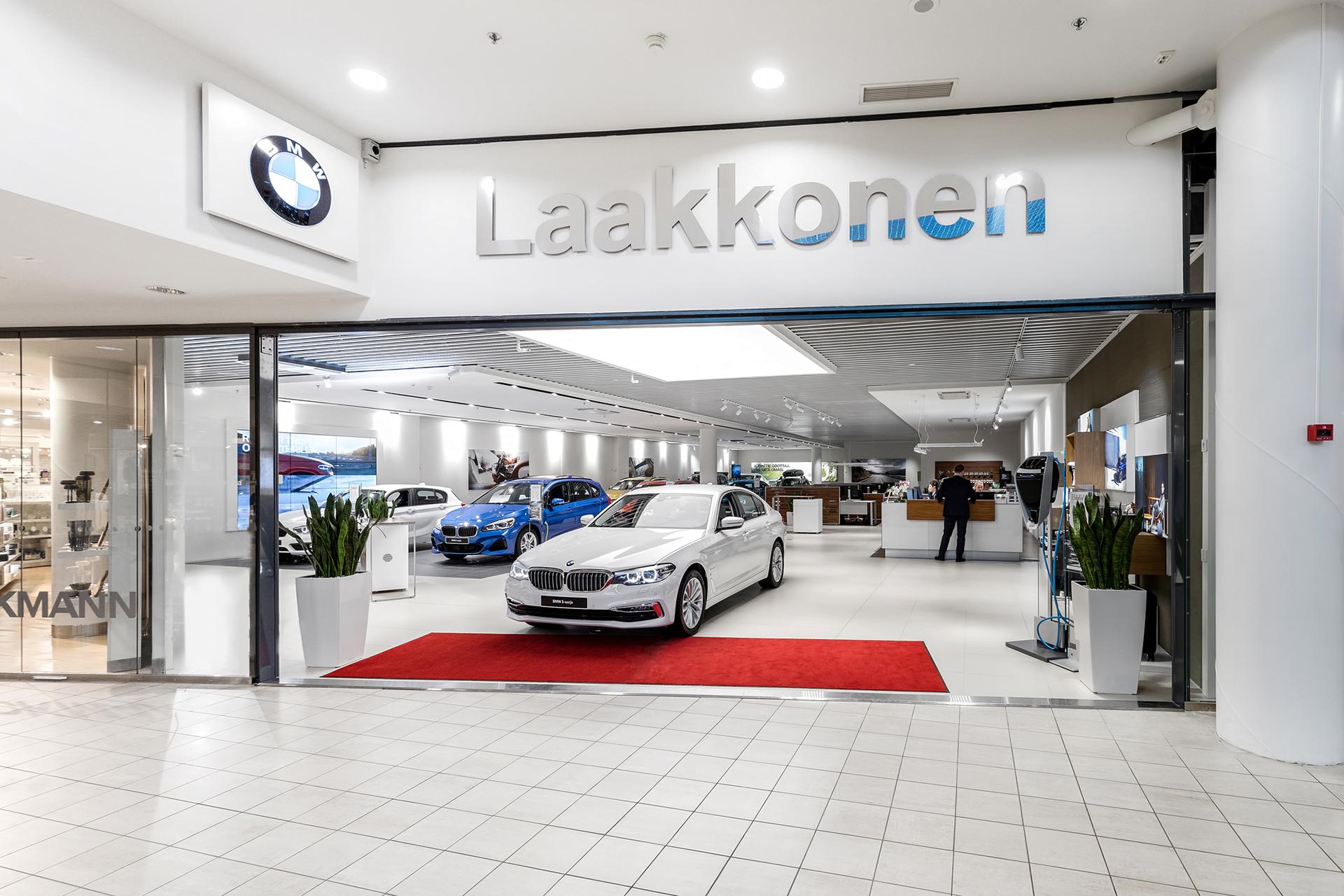 Ruotsin Autoliikkeet