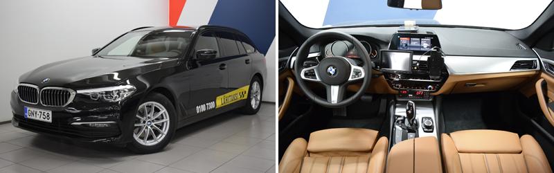 BMW Taksi uutiskuva