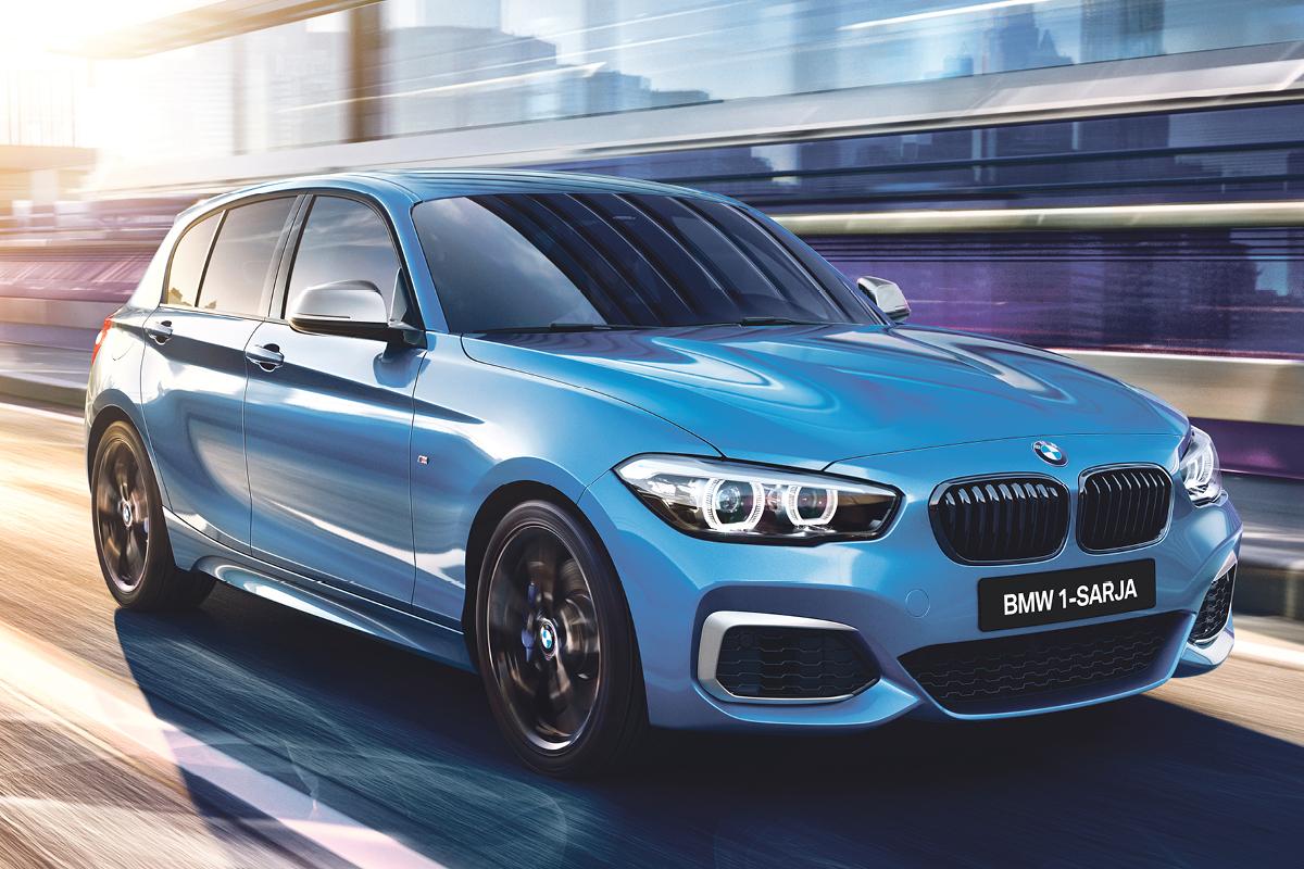 Nyt saatavilla BMW 1-Sarja kattavilla Business-varusteilla erikoishintaan