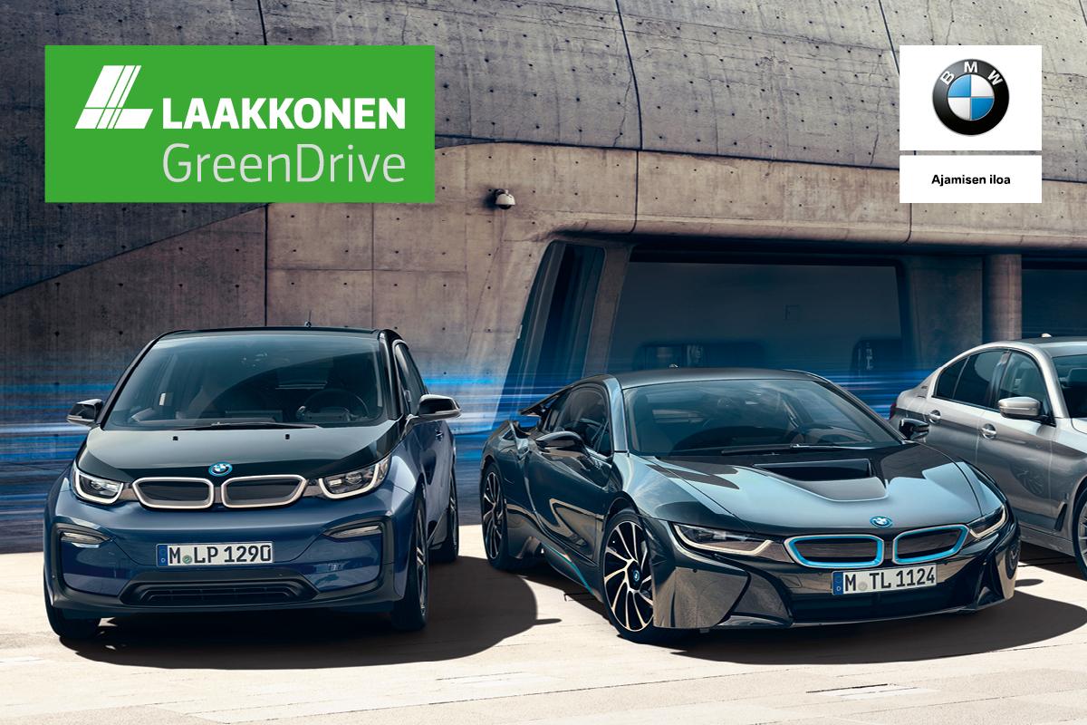 BMW - Laakkosen GreenDrive -mallisto