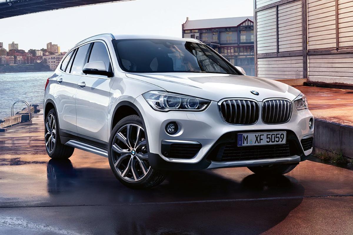 Vain Laakkoselta rajattu erä BMW X1 -malleja hintaan 36 900 €