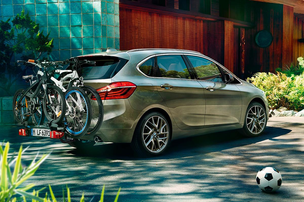 BMW-tarvikkeita ja -lisävarusteita kampanjahintaan.