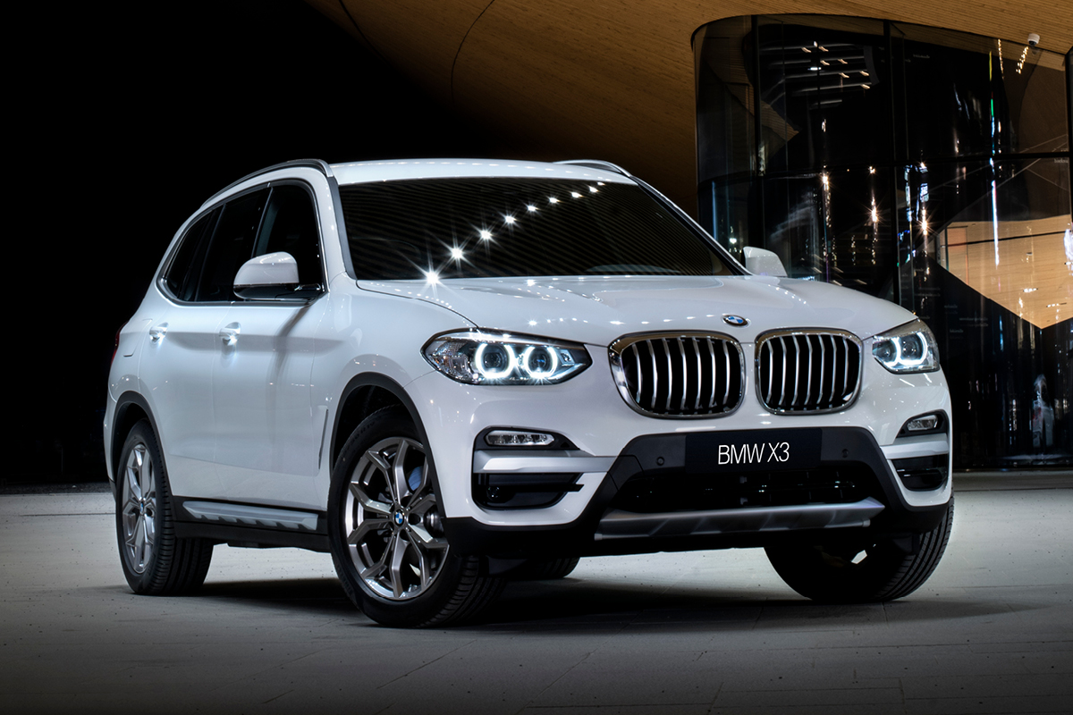 BMW X3 Business xLine.