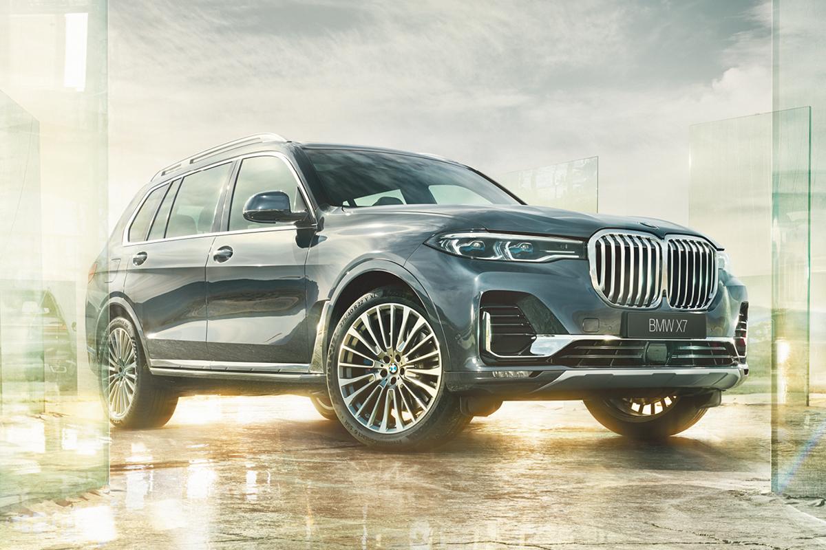 THE X7 - BMW X7 esittelyssä nyt Laakkosella