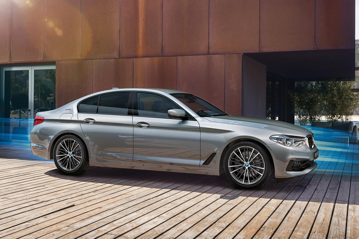 BMW 530e Plug-in Hybrid nyt myös nelivetona.