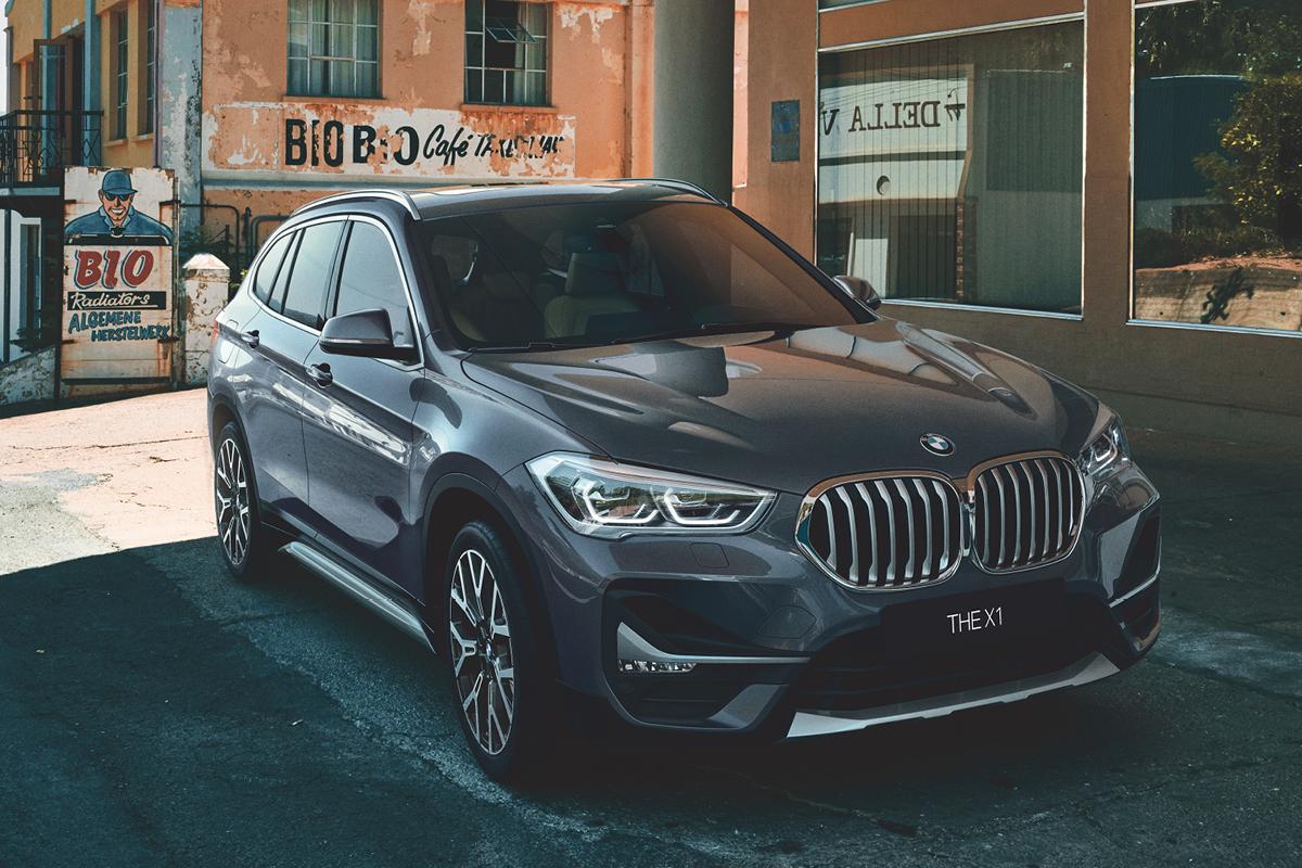 Uusi BMW X1 nyt Laakkosella
