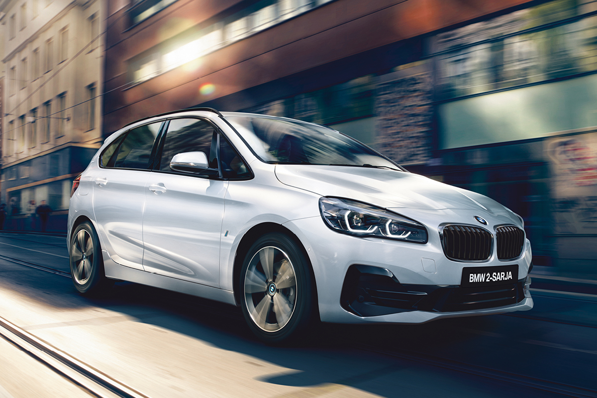BMW 225xe Active Tourer Charged Edition