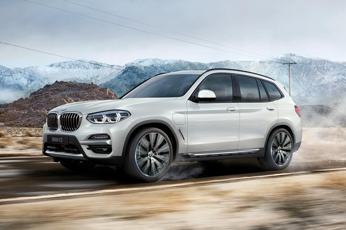Huippu-uutuus BMW X3 xDrive30e Plug-in Hybrid nyt ennakkomyynnissä Laakkosella!