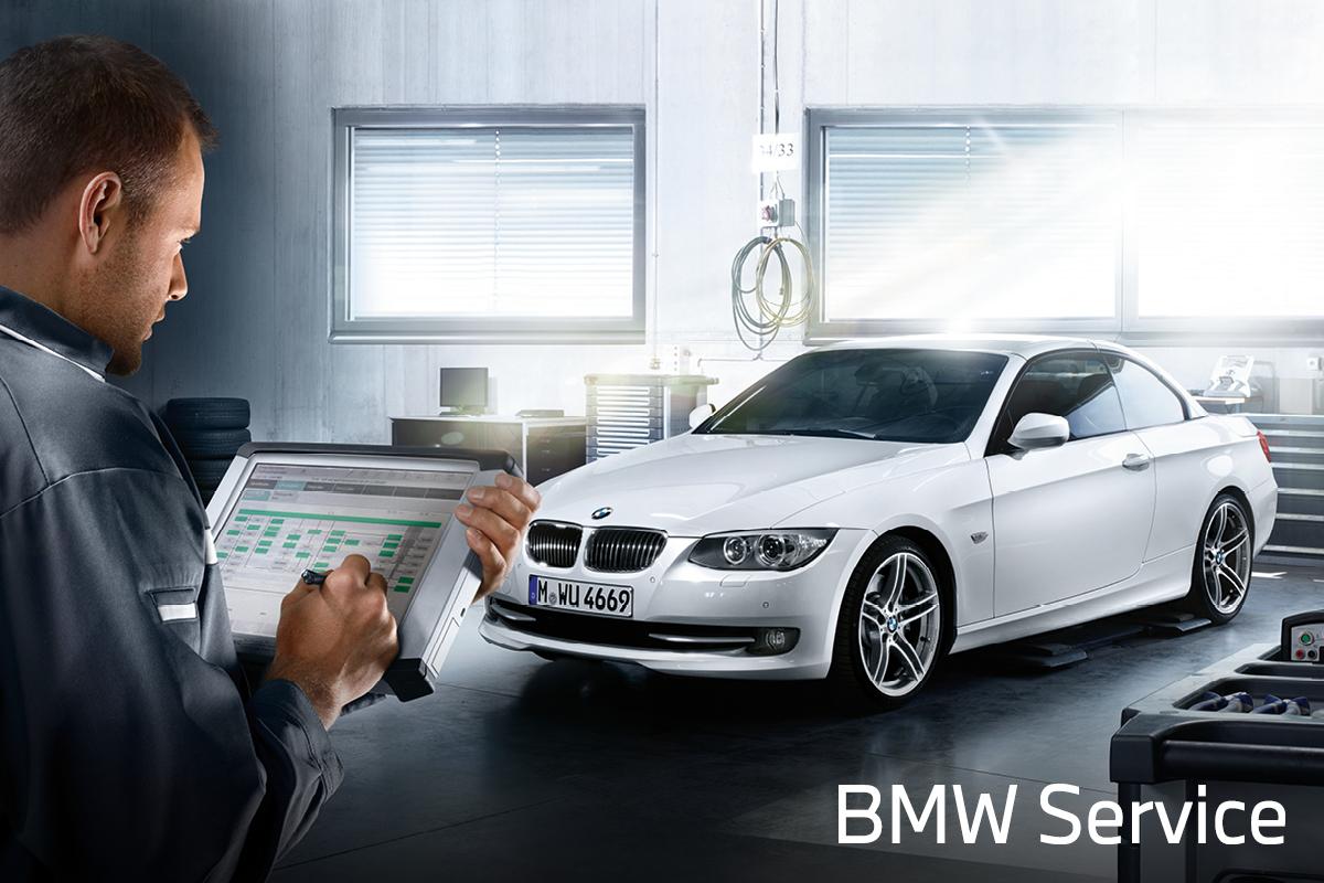 BMW VALUE SERVICE -MERKKIHUOLLOSSA NYT KIINTEÄT HINNAT