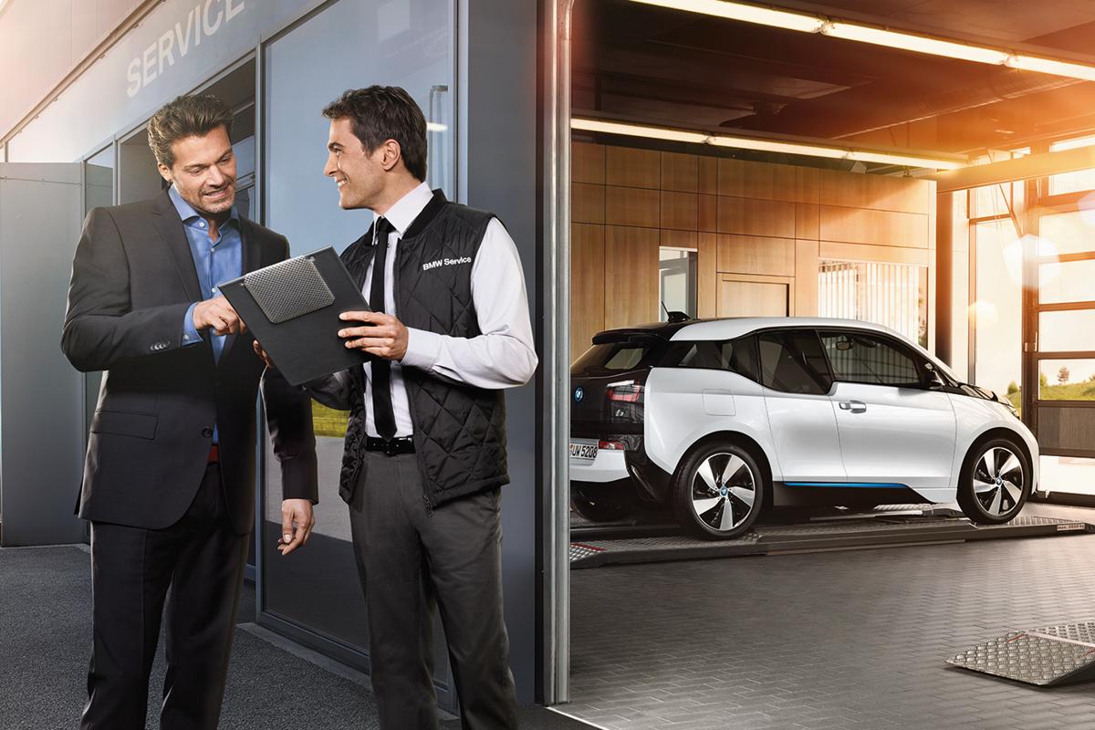 Laakkonen huolehtii myös BMW-tuontiautostasi.