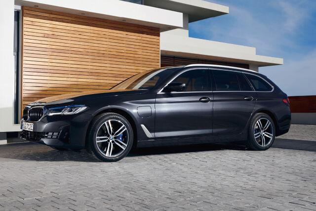 Erä BMW-malleja huippueduin.