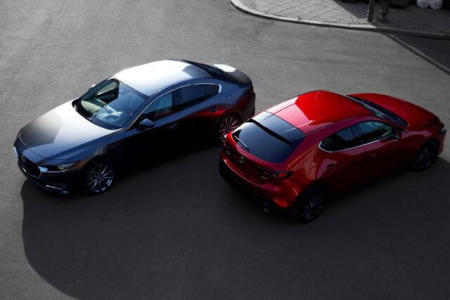 Nyt erä Mazda3-malleja sis. huippuvarustelun, metallivärin ja talvipaketin. Rahoituskorko 0 %.