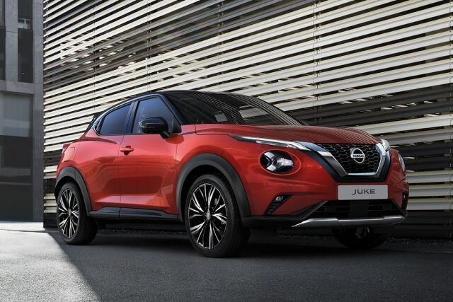 Poistohintaan Nissan Juke Herttoniemen Laakkoselta vain 23.900 €