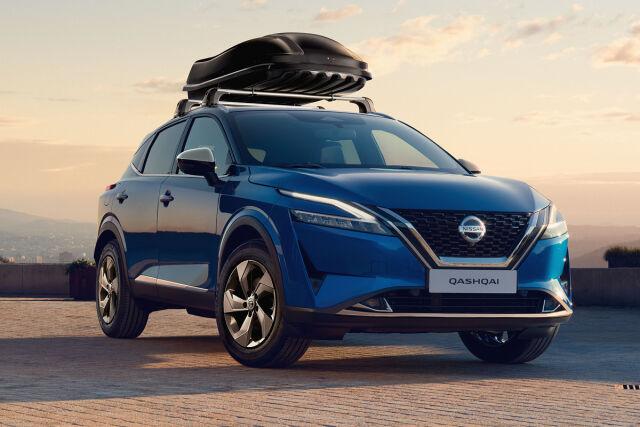 Nissan taakkatelineet -15 % Laakkoselta.