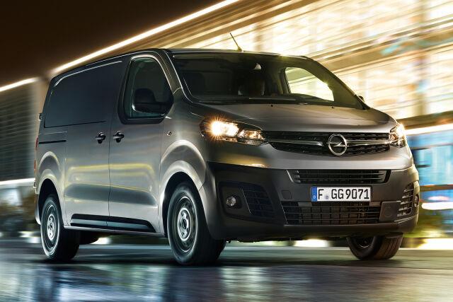 Nyt erikoiserä Opel Vivaro 4x4 -autoja erikoishintaan vain Laakkoselta.