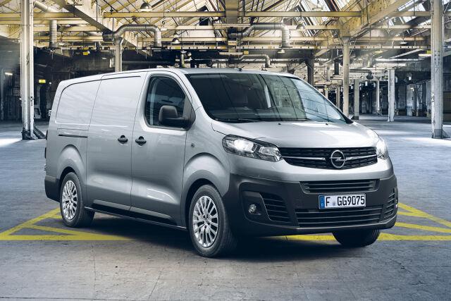 Opel Vivaro tavara-autot Laakkoselta.