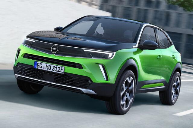 Uusi täyssähköinen Opel Mokka-e on Laakkosella.