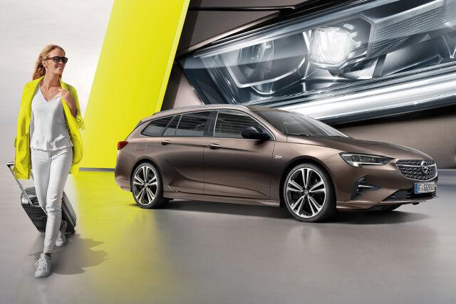 Täydellisesti varusteltu Opel Insignia Laakkoselta 0 % korolla.