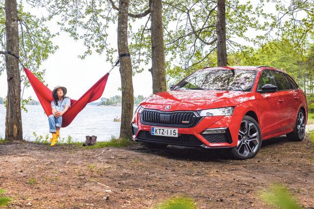 Uuden Škodan ostajalle 3 vuoden huolenpitosopimus 0 €