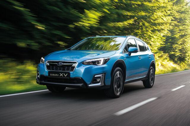Subaru XV – Kaikki mitä tarvitset kompaktissa muodossa.