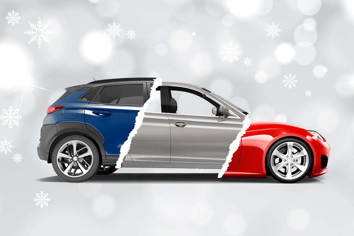 Pukkikin tietää, että Laakkosen vaihtoauto on tutkitusti parempi joululahja.
