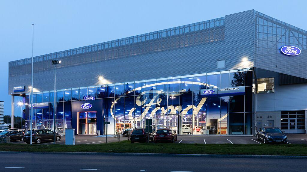 FordStore Laakkonen Espoo