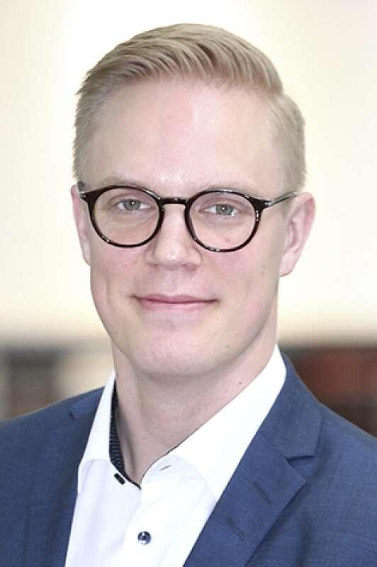Toimitusjohtaja Pietu Parikka
