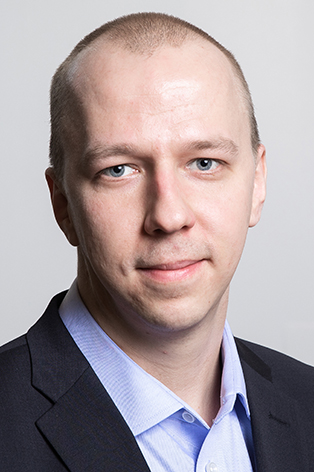 Yritysmyyntiassistentti Aleksi Tossavainen