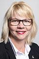 Yritysmyyntipäällikkö Marjo Björkbacka