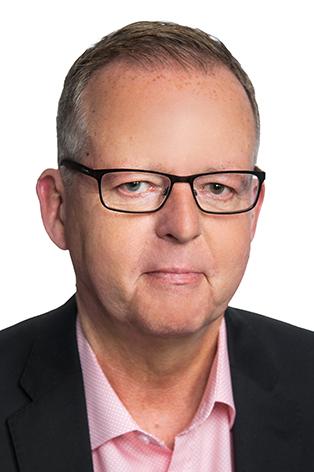 Liiketoimintajohtaja Pekka Soisalo