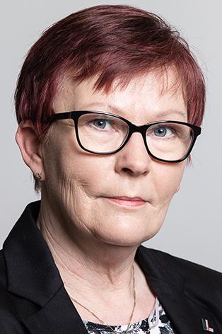 Yritysmyyntiassistentti Tuula Mikkonen