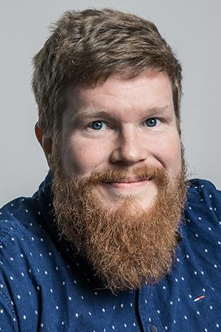 Digipäällikkö Eetu Raunio