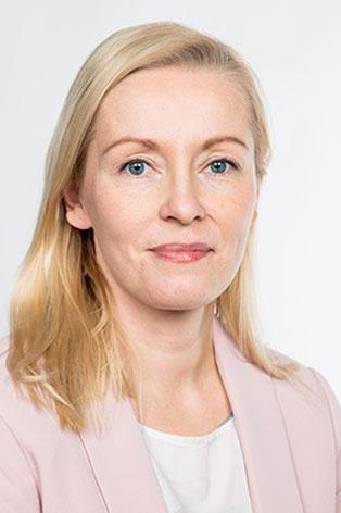 Talouspäällikkö Tanja Ratilainen