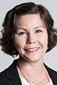 Yritysmyyntipäällikkö Ulla Kinnunen