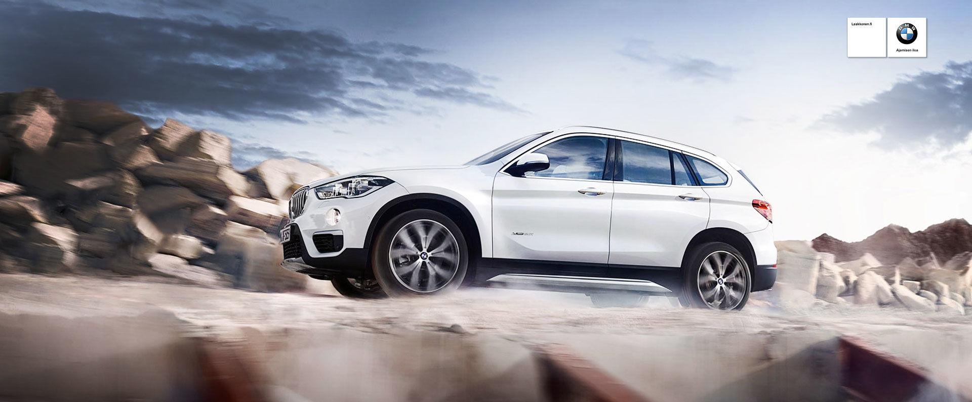 Tee onnistuneet BMW-kaupat Laakkosella!